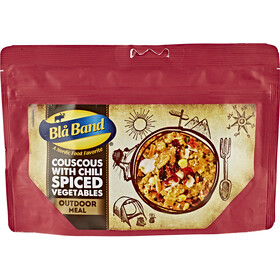 Bla Band Outdoor Meal 430g, Couscous with Chili Spiced Vegetables